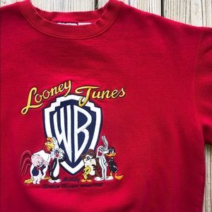 VINTAGE WARNER BROS LOONEY TUNES SWEATSHIRT
